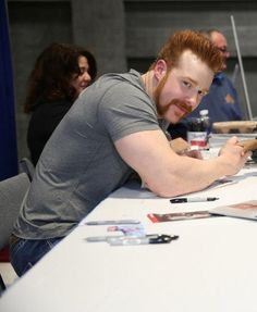 sheamus. Yes please!!!!