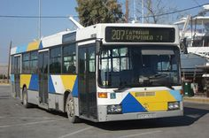 Reduction In Public Transport Tickets & Monthly Passes ~ HellasFrappe Energy Oils, Used Bus, Ticket To Ride, Busses, Greek Islands, Public Transport, Athens, Transportation, Greece