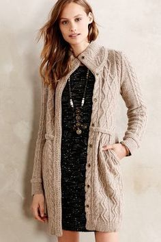 12ca0e467dc0 Sparrow Strathmore Sweater  Jacket  anthrofave  anthropologie Sweater  Outfits