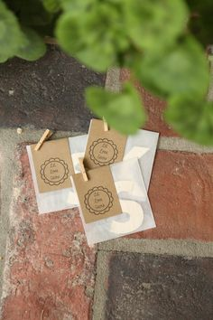 Plantable monogrammed wedding favors on #TheBridalBoutique...these are just the sweetest! #weddingfavor #weddingfavors #weddingideas #wedding #monogram #bridetobe