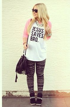 Jesus Saves Bro . Baseball Tee by greythread on Etsy, $28.00 size m gray/navy