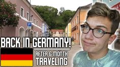 "My German hometown  Returning after 6 months of traveling! - A little bit something from my hometown ""Wörth an der Donau"" in Germany. I've been traveling for the past 6 months abroad and just a few days back I returned to Germany. Sorry that I didn't do any videos in 2 weeks?! I took some time off to focus on other areas of my life and it feels good having done that! :) I'll get back to doing somewhat more regularly videos.  This is absolutely not the end of my travels. What's next is the…"