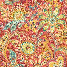 Sanitas Paisley & Petals Wallpaper
