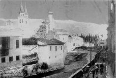 Acera del Darro, 1882