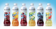 Биомикс Фреш: новый облик бренда / CUBA Creative Branding Studio