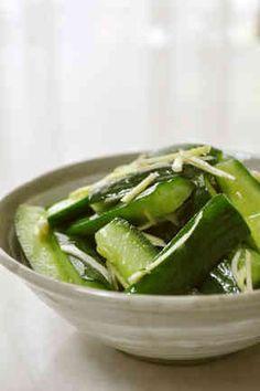 Japanese Pickles パリッ!キュウリがウマっ!の画像