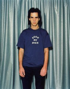 Nick Cave and his dick