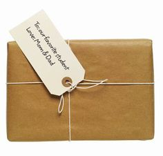 Mrs. Nespy's World: Ideas for College Student Care Packages