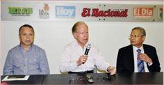 Designan periodista Bolivar Diaz Gomez director vespertino El Nacional; Pepin Corripio comunica el nombramiento