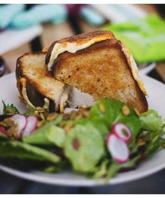 The humble grilled-cheese sandwich is a snack we never tire of. Morning, noon, and way past the midnight hour, we are happy to chow down on this gooey, crispy, buttery piece of culinary joy. And now, it is revealed that there is a way to achieve the...