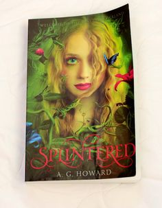 Splintered_A.G._Howard_Review