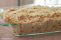Sun-dried Tomato Dip - words cannot describe it's fabulousness!