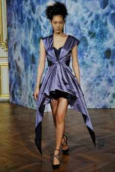 ALEXIS MABILLE - Haute Couture Automne Hiver 2014/2015