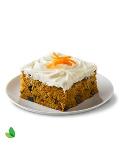 A reduced-sugar take on the cake that made carrots famous. Enjoy this Carrot Cake with Truvia® Baking Blend.