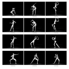What an amazing project. Supermodel Coca Rocha Strikes 1,000 Poses In 360 Degrees In This Encyclopedia Of Posing | Co.Create | creativity + culture + commerce