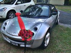Silver Bridal Car   - by Trinity Events Enterprise Bridal Car, Car Rental, Events, Entertaining, Silver, Funny, Money