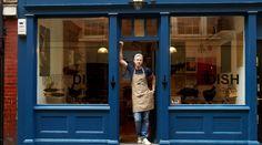 PipsDish Covent Garden | Philip Dundas | PipsDish Restaurants (Exeter st)
