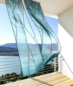 http://sosuperawesome.com/post/162030619191/fabric-window-art-folding-screens-and-space