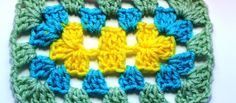 Video Tutorial] How To Crochet A Rectangular Granny Square