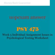 psy 480 week 3 dqs Powerpoint slideshow about 'psy 340 week 3 dq 2' - assignmentcloud12 an image/link below is provided (as is) to download presentation psy 340 week 3 dq 2 check this a+ tutorial guideline at gen 480 uop course tutorial/tutorialrank -gen 480 entire courses (uop course)for more.