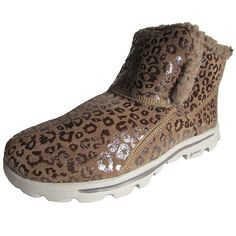 Skechers Womens Go Walk Move Chugga Wildcat 13694 Ankle Shoe ** A special product just for you. See it now! : Boots Shoes