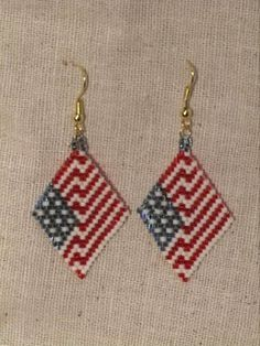 Native American Earring Patterns Free | For some crafting eye candy: