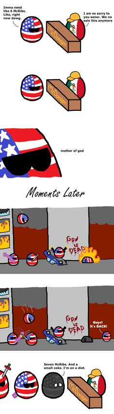 Polandball - The End of Days