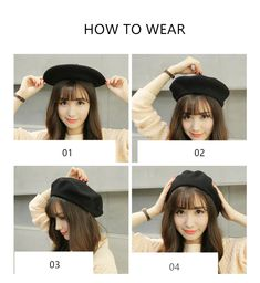 4c7ee4f855d How to Wear a French Beret in 2019