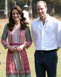 As melhores fotos da viagem de Príncipe William e Kate Middleton à Índia e ao Butão