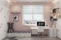 53 Ideas for bedroom girls scandinavian beds Room Design Bedroom, Girl Bedroom Designs, Room Interior Design, Kids Room Design, Girls Bedroom, Bedroom Decor, Teenage Room, Dream Rooms, Girl Room