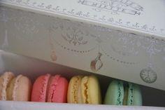 La Belle Miette macaron boxes (Australia)