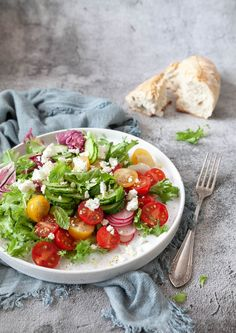 Caprese Salad, Cobb Salad, Grill Party, Fresco, Food Photography, Grilling, Salads, Food And Drink, Healthy Recipes