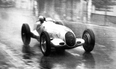 ... won the 1936 Monaco Grand Prix at the wheel of a Mercedes-Benz W 25