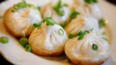 Fried pork buns from Shanghai Street Dumpling.