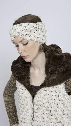 Faux Fur Headbands - Pandemonium Hats  #pandemoniumhats #pandemoniummillinery #Seattle #WA  #handmade #madeinUSA #shopping #style #beauty #fashion #accessories #fashion #fauxfur #headband #earwarmer #earmuff #hood #vest