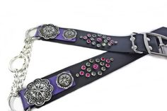 Martingale Dog Collar ~ Big Dog Bling ~ Crafted with Love, Swarovksi Crystals, Biothane, & Stainless Steel at CollarsbyKitt