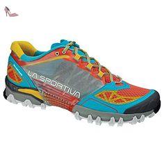 La Sportiva Bushido - Chaussures de trail Femme - bleu ModÃ..le 39 2014 - Chaussures la sportiva (*Partner-Link)