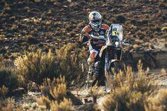 Dakar 2017, etapa 11: Matthias Walkner tem o pódio em risco