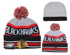 2014 Nouveau NHL Blackhawks Bonnets 14 Pas Cher : Casquette Pas Cher