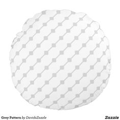Grey Pattern Throw Pillow Available on many more products! Type in the name of this design in the search bar on my Zazzle products page!   #abstract #art #pattern #design #color #home #decor #accessory #accent #zazzle #buy #sale #decorate #apartment #house #student #college #living #modern #chic #contemporary #style #life #lifestyle #minimal #simple #plain #minimalism #square #line #white #grey #gray