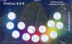 Activación de los pilares de la conciencia: Portal 888