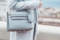 Blue Valentino bag