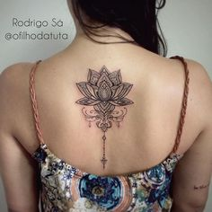 55 Coolest Lotus tattoos and ideas with meanings # meaning # ideas … - Tattoo Feminine Tattoos, Girly Tattoos, Disney Tattoos, Small Tattoos, Spine Tattoos, Back Tattoos, Body Art Tattoos, Sleeve Tattoos, Lotusblume Tattoo