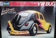 Revell VW Bug box art