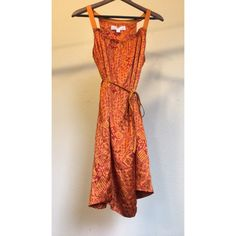 Anthropologie Dresses & Skirts - Lilka 100% Silk Dress
