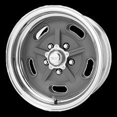 Wheel Pros - American Racing Hot Rod - VN470 Salt Flat
