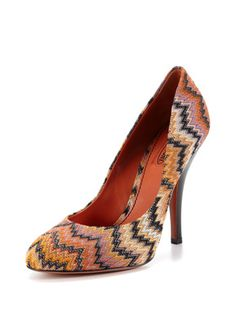 Missoni Shoes High Heel Pump