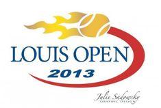 tennis U.S. Open logo Julie Sadowsky