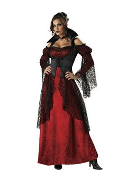 Vampiress Costume - Ultimate Collection
