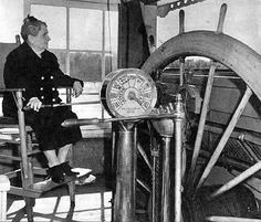 Captain Mary Greene,a steamboat captain on the Mississippi,Ohio,and Tennessee Rivers,spent 50 years on steamboats,she died on the Delta Queen that is now docked at Chattanooga,Tenn.and is said to be haunted by her spirit.